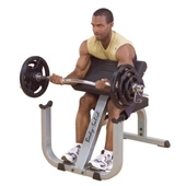 Body Solid Preacher Curl Bench (GPCB-329)