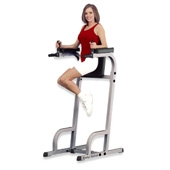 Body Solid Vertical Knee Raise Machine (GKR-60)