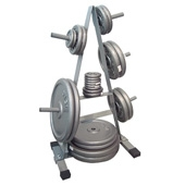 Maxx Fitness Cast Iron Weight Plates (MAX-RP series)