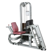 Body Solid Pro Club Line Leg Press Machine (SLP-500/2G)