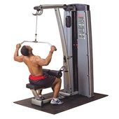 Body Solid Pro Dual Lat Pulldown Mid Row (DLAT-SF)