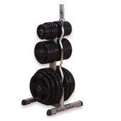 Body Solid Oympic Weight Tree & Bar Holder (GOWT)