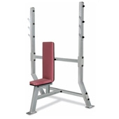 Body Solid Pro Club Line Series Olympic Shoulder Press Bench (SPB-368G)