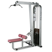 Body Solid Pro Club Line Lat Machine With Mid Row (SLM-300/2G)