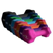 Maxx Fitness Neoprene Dumbbells (MAX-ND series)