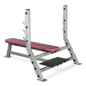 Body Solid Pro Club Line Series Flat Olympic Bench (SFB-349G)