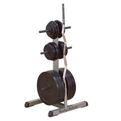 Body Solid Standard Weight Tree & Bar Holder (GSWT)