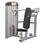 Maxx Fitness 8 Series Shoulder Press-170LBS (MAX-8112)