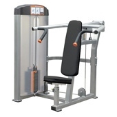 Maxx Fitness 8 Series Shoulder Press-170LBS (MAX-8112)