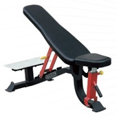 Maxx Fitness SL-Series Flat/Incline Bench (MAX-SL7012)
