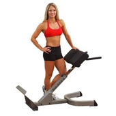 Body Solid 45 Degree Hyperextension (GHYP45)