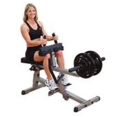 Body Solid Seated Calf Raise Machine (GSCR-349)