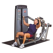 Body Solid Pro Dual Multi Press (DPRS-SF)