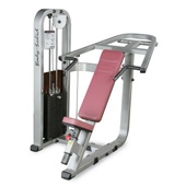 Body Solid Pro Club Line Incline Press Machine (SIP-1400/2G)