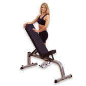 Body Solid Flat/Incline Bench (GFI-21 )
